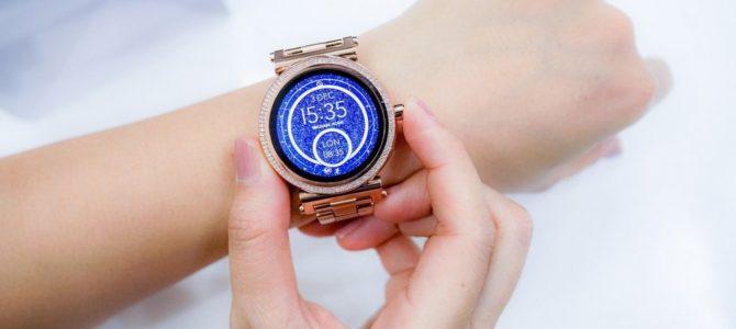 När det gäller smartwatch för dam behöver man inte välja mellan funktion och design